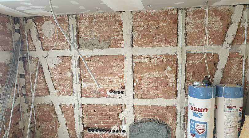 Sanierung von Bestandsgebäuden