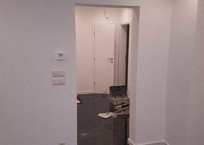 Wohnungssanierung Restarbeiten